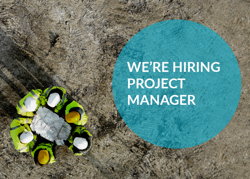 We're Hiring! Project Manager – Retail FM